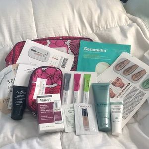 Sephora bundle of brand new products